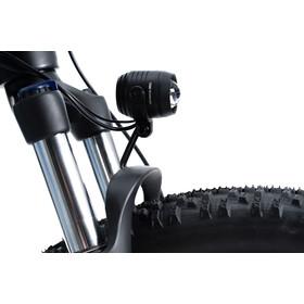 Cube ACID Pro-E 140 High Beam Luz Delantera E-Bike, negro